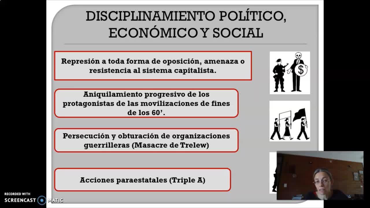 FADECS/Lic. Sociología/ Análisis de la Sociedad Argentina/ Prof. Giaretto -Teórico N° 2-