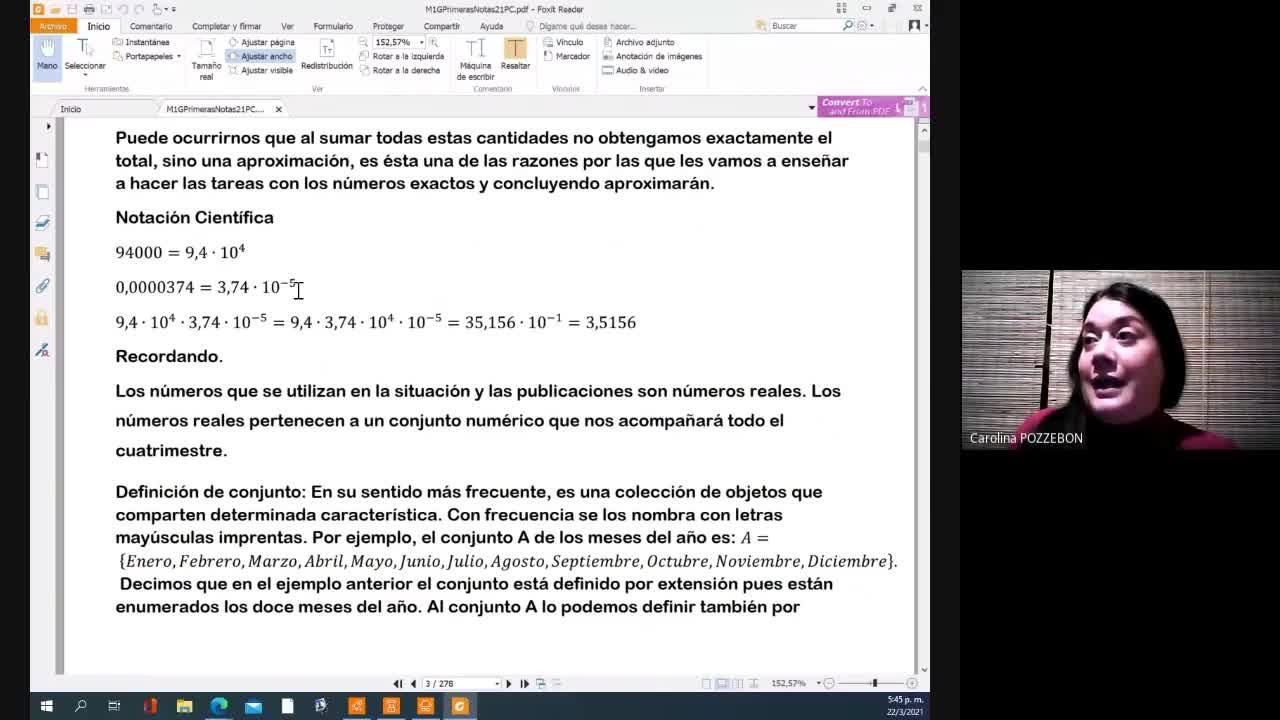 Teórico. 1.