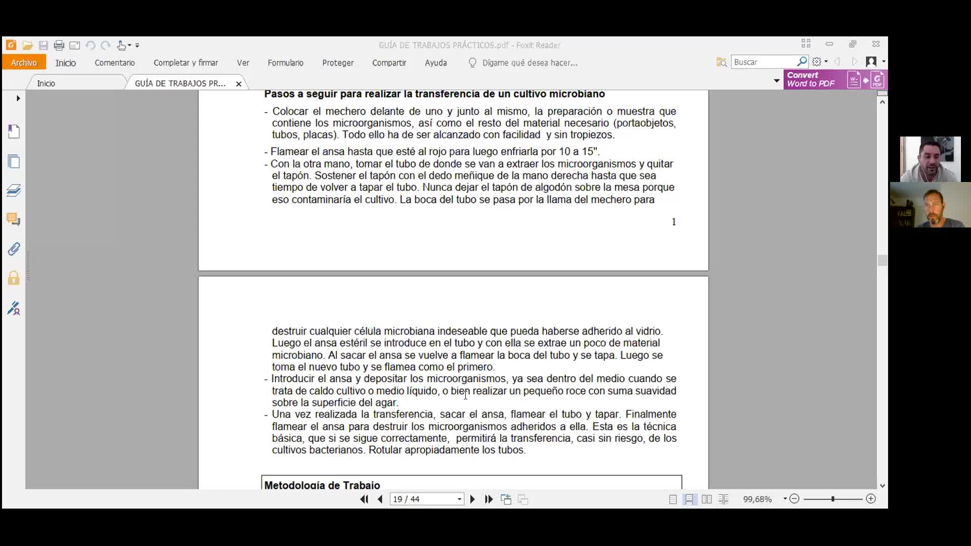 Microbiologia Agricola Explicacion TP1