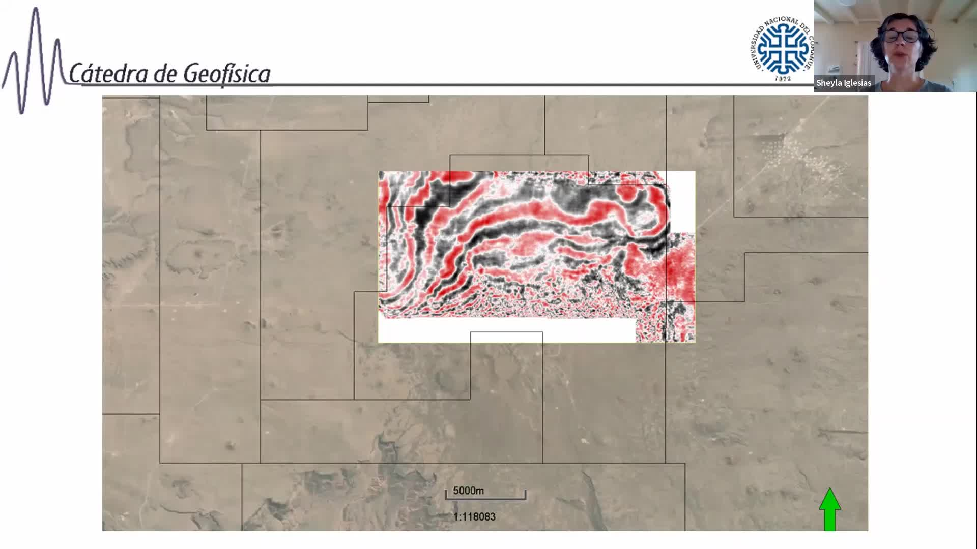 Interpretación sísmica - clase 29-03-2021