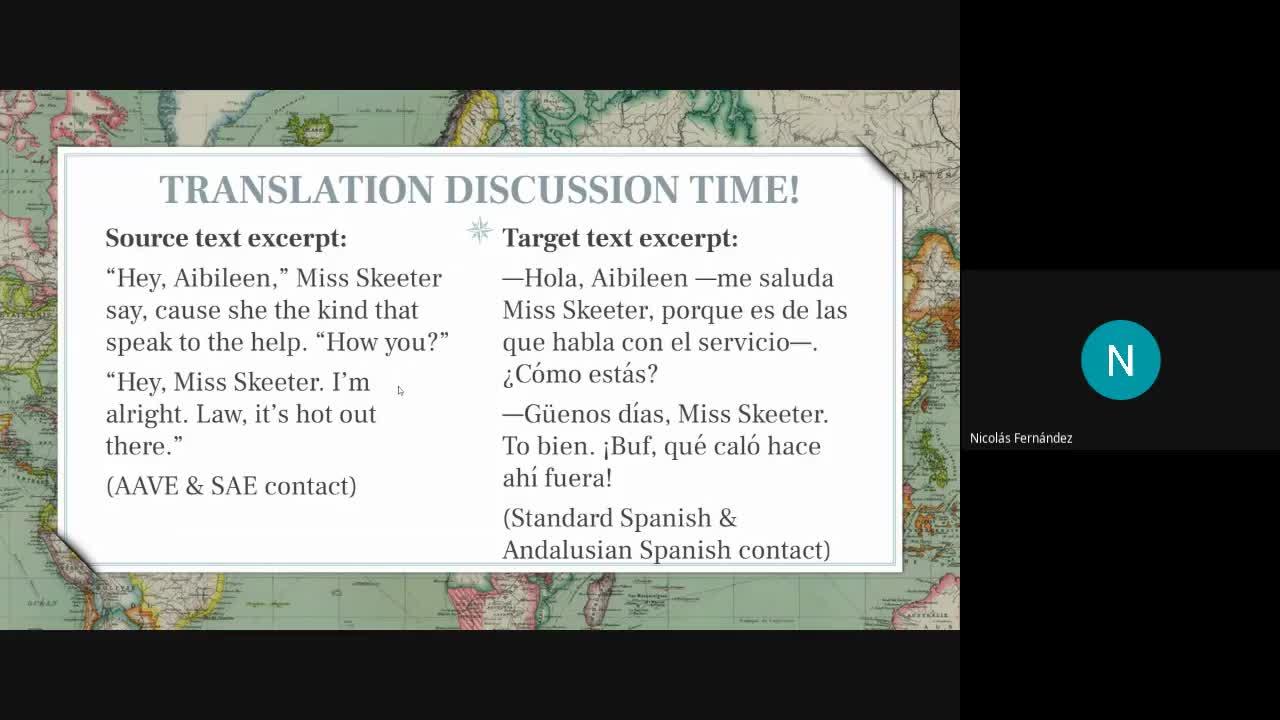 Discourse Analysis  April 5th, 2021  lesson