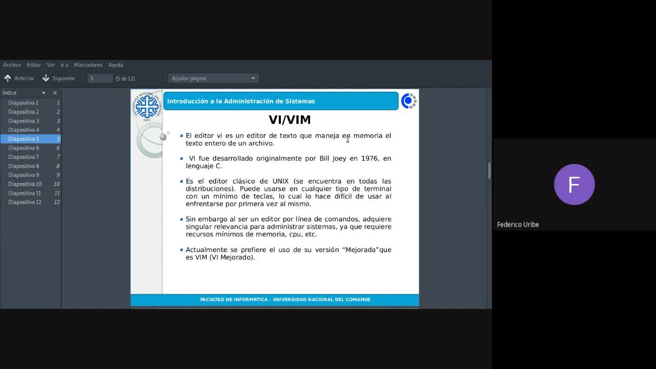 2 - Clase 08/04/2021 - VIM
