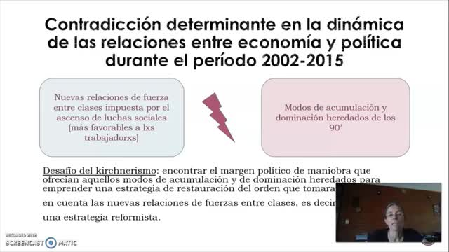 FADECS/Lic. Sociología/Análisis de la Sociedad Argentina/Prof. Giaretto-Teórico N° 5-