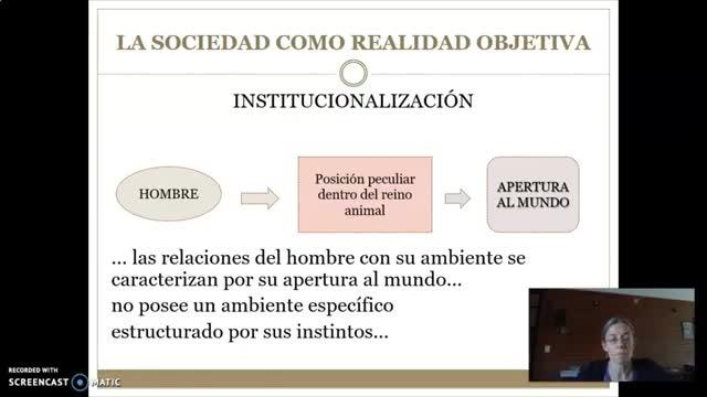 FACE/Sociología para Psicología/Prof. Giaretto -Teórico N° 5-