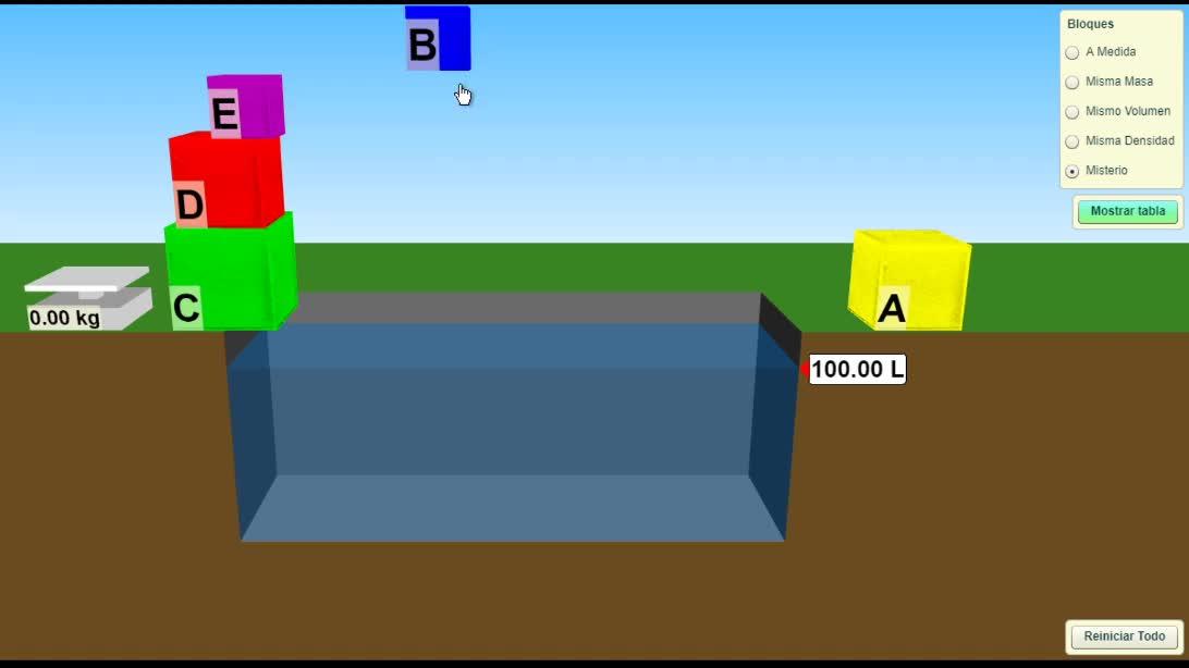 Densidad (simulador)
