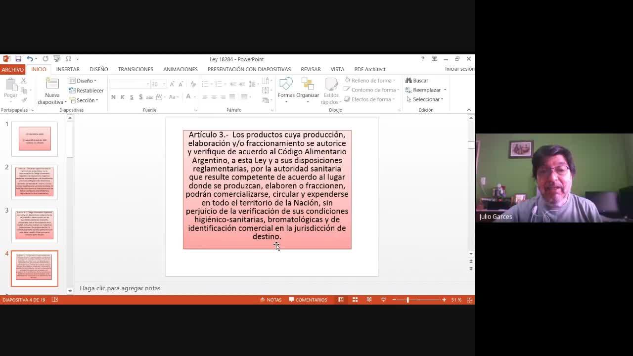 Clase 3 parte 2 Marco legal TECHA