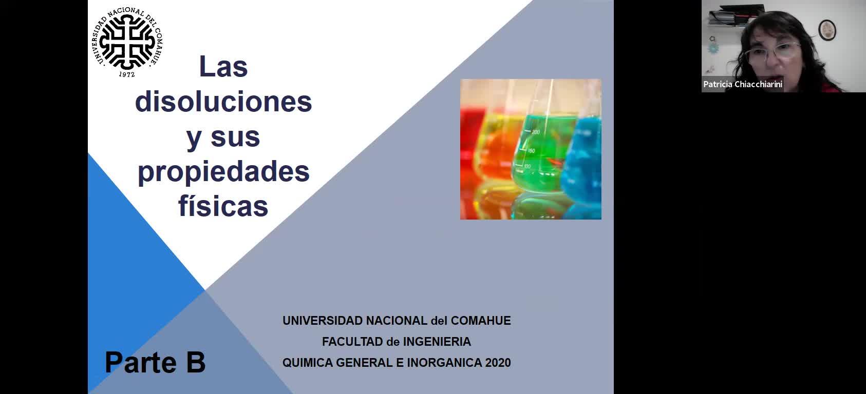 Qca.Gral.eInorg - Soluciones parte 2 - Clase 19/4/2021