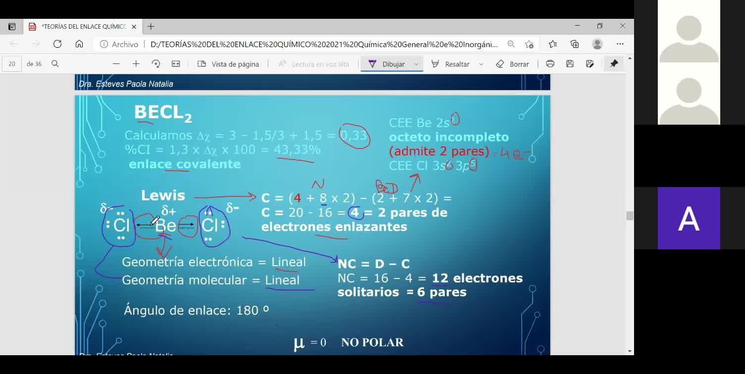 Ingeniería Agronómica- Química General e Inorgánica- Clase Enlace Químico parte2 22-04