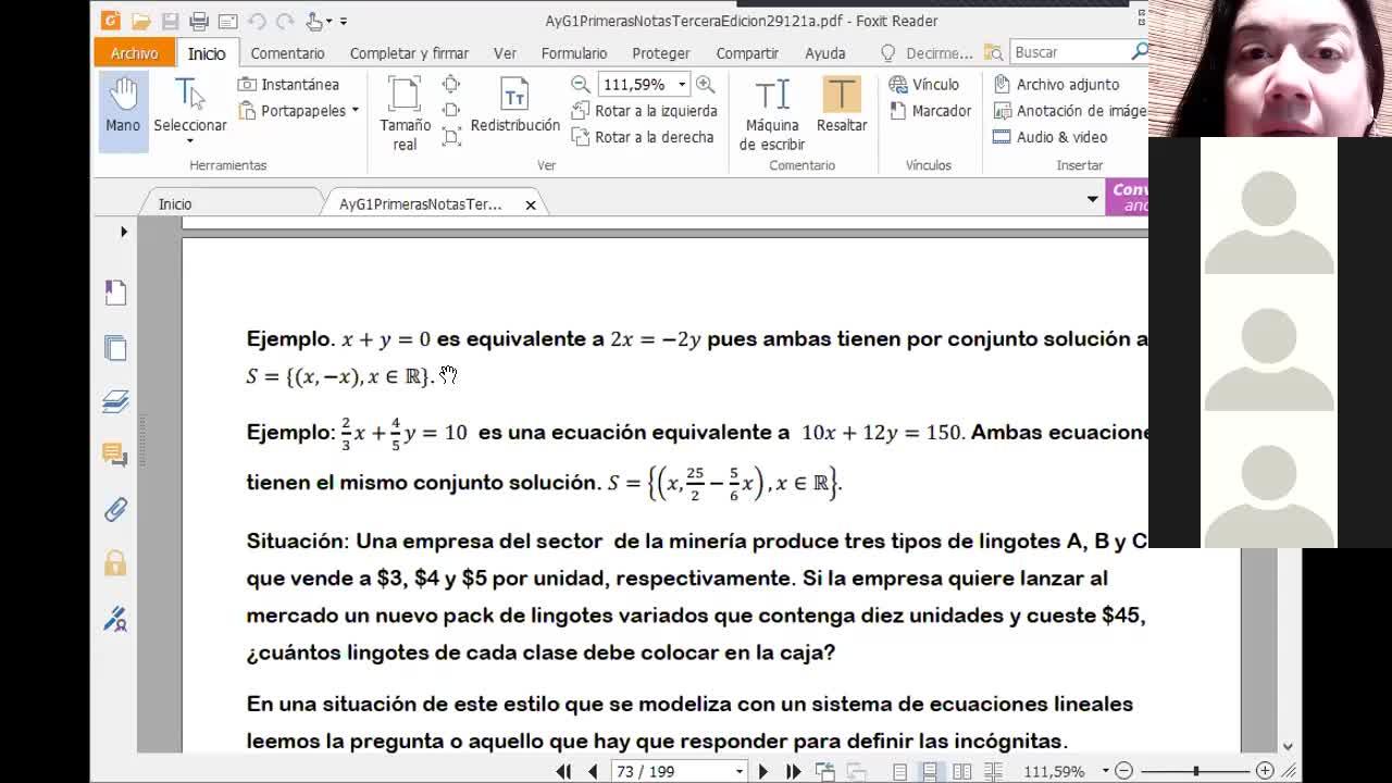Teórico. 11.