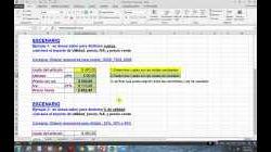 Excel 7_Escenarios