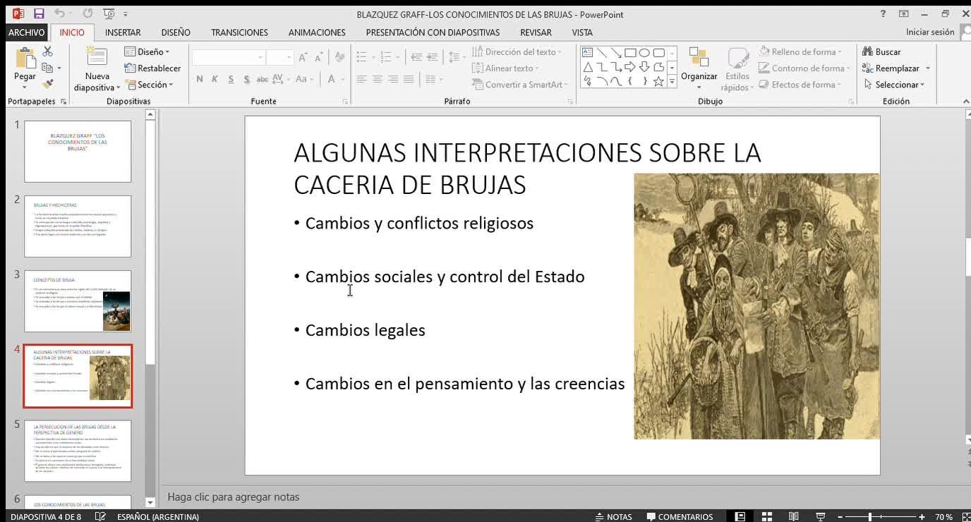 TP DE HISTORIA DE LA CULTURA, TEXTO: BLASQUEZ GRAFF