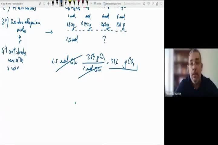 QcaAlim1 Clase Teórica Estequiometría 17-5-2021 Parte2