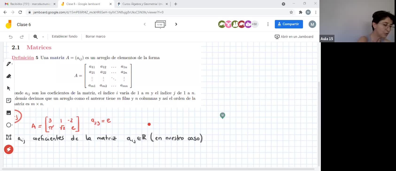 Ingeniería - AyGI(ModIIIyIV) - MuñozSantis - Matrices1