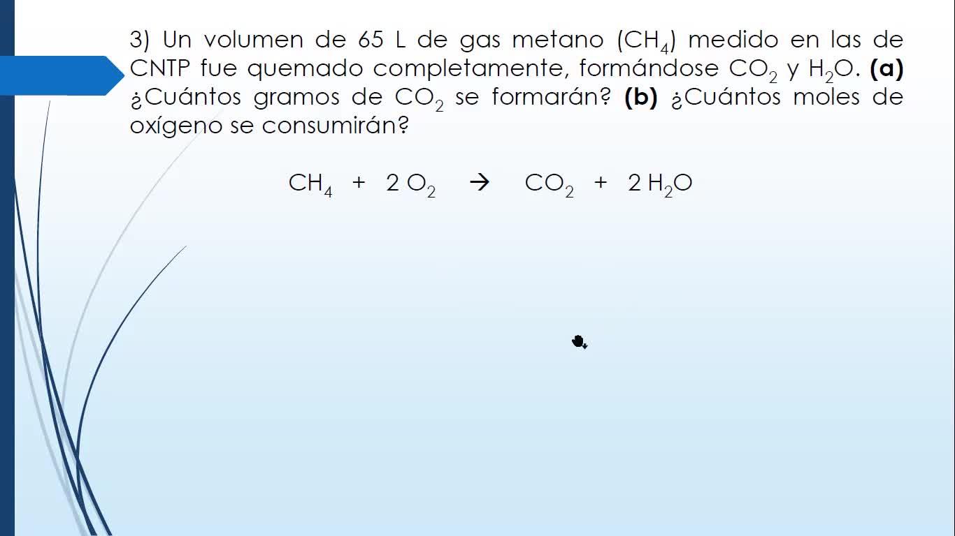 Ingeniería Agronómica- Química General e inorgánica- Resolución Guía 7 gases