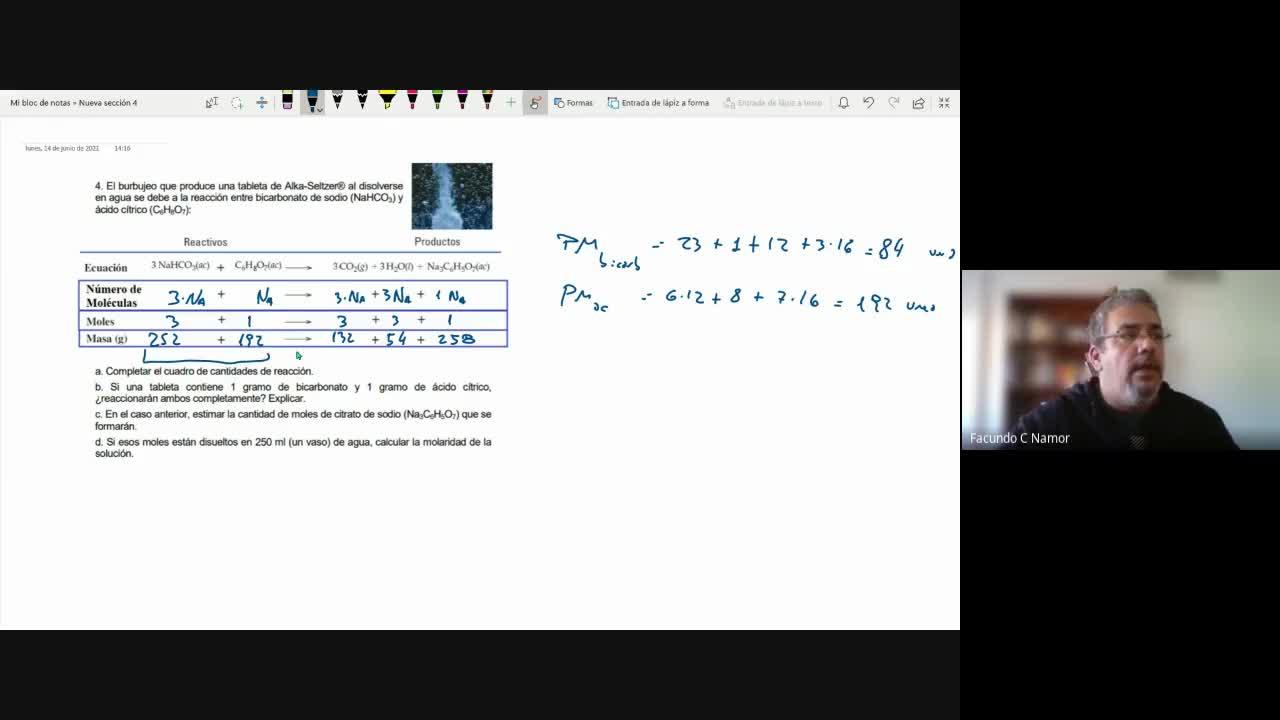 Qca Alim I Clase14-6-2021 Parte1