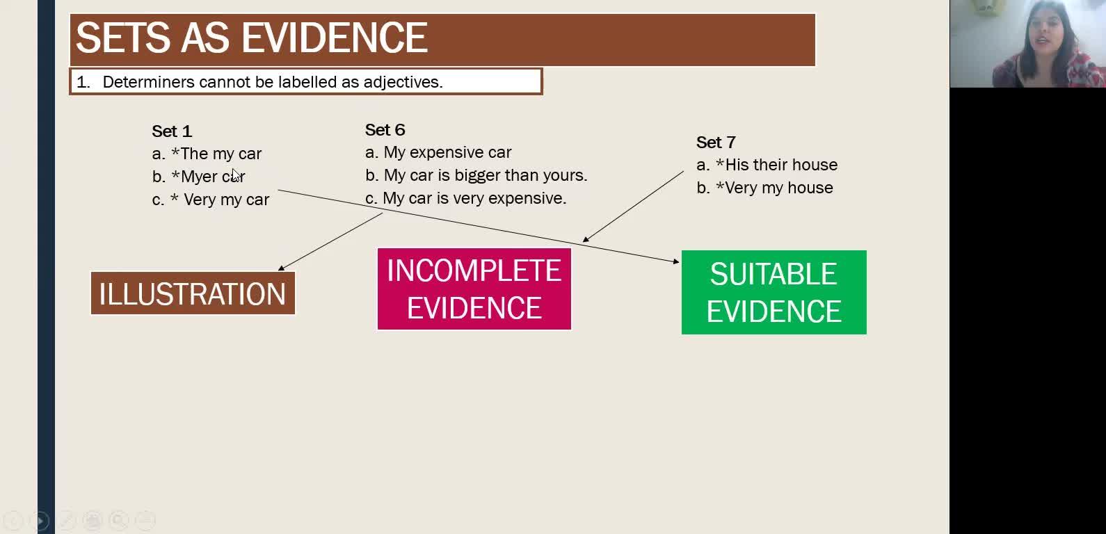 Modulo de Gramática - ILI - Statements