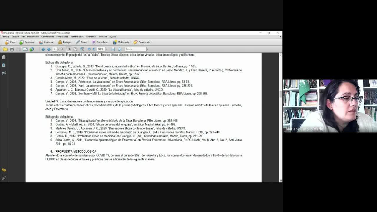 Video inaugural-Filosofía y ética-Facias Nqn-2021