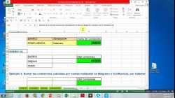 Excel 5a_Funciones de Base de datos con más de un criterio cont.