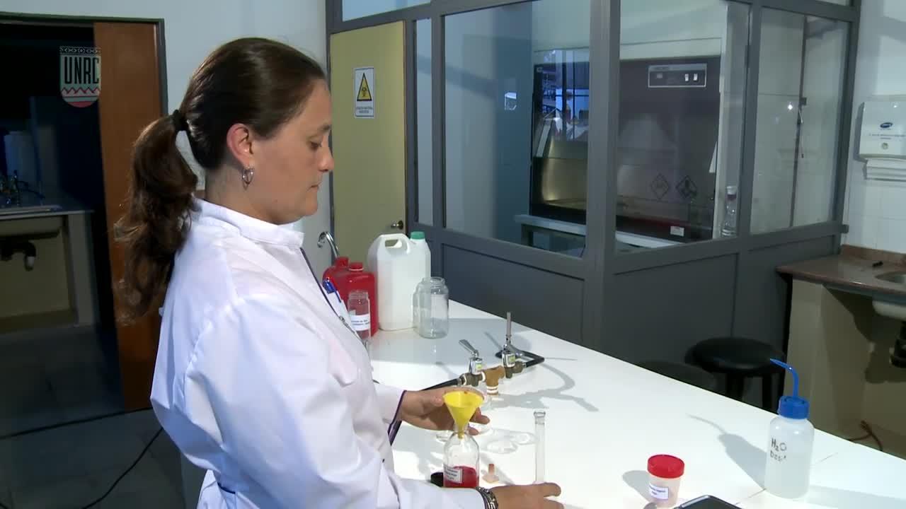 Ingenieria agronómica - química analítica - Preparación de una solución