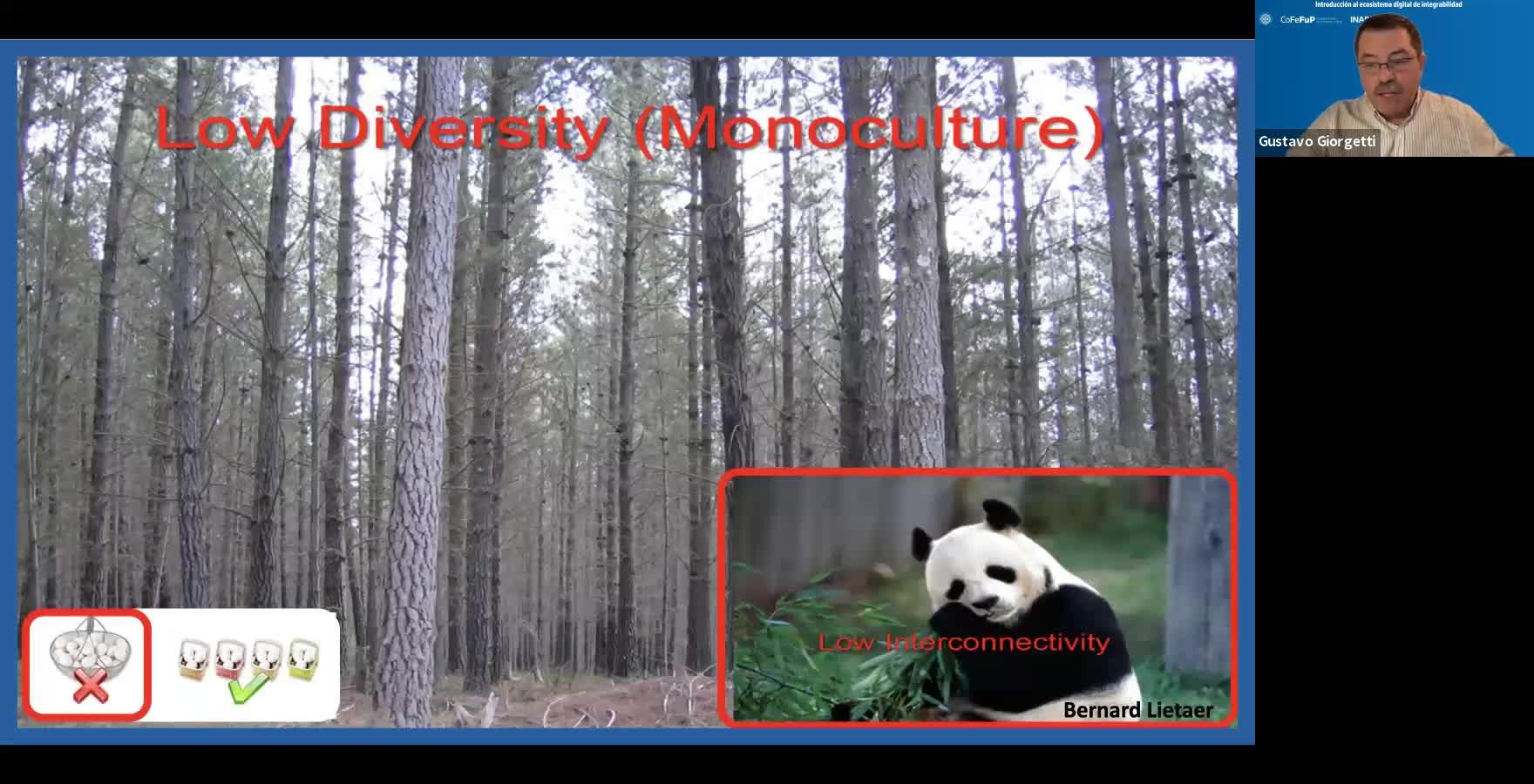 """Curso """"Introduccion al Ecosistema Digital de Integrabilidad"""" - Clase 1"""